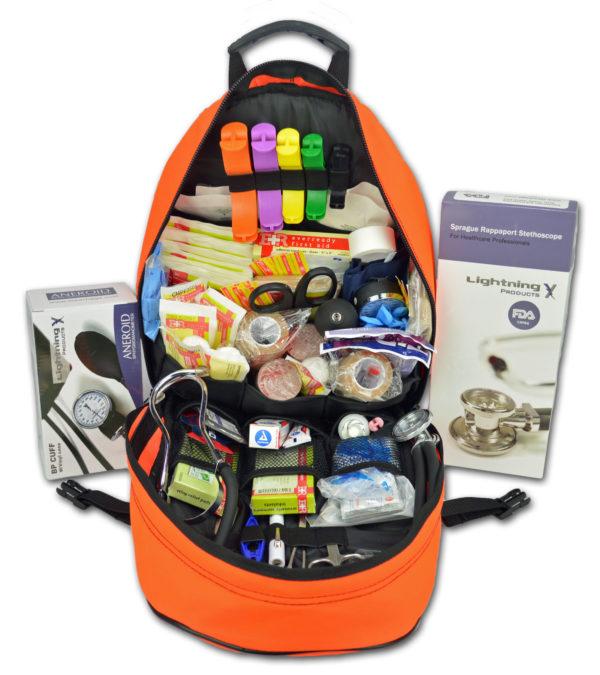 Lightning X Premium First Responder backpack w B Kit