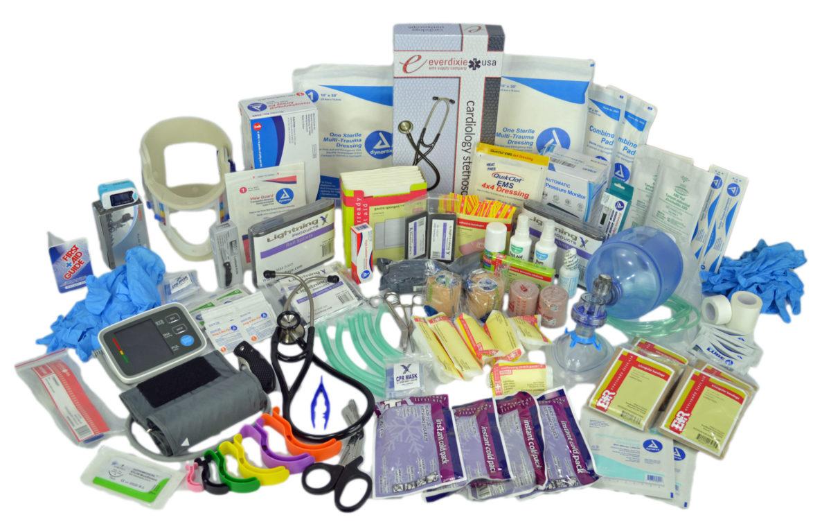 Lightning X Premium Medic First Aid Trauma Fill Kit F